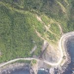 Envivo_Land_Surveyors_Kaikoura_earthquake_aerial_view_coast_road