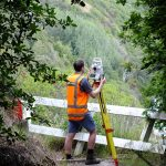 Envivo_Land_Surveyors_Kaikoura_earthquake_theodolite