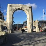 Envivo_Christchurch_Structural_engineering_Bridge_of_Remembrance_paving_upgrade_streetscape
