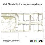 Envivo_Engineering_Design_for_Subdivisions_Civil_3D_design_contours