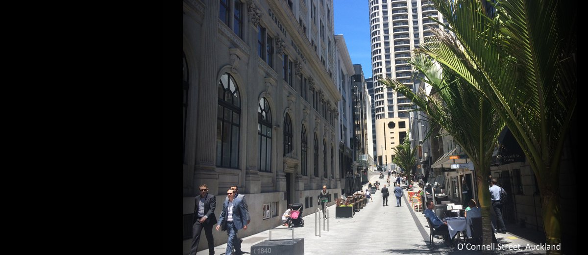 Envivo_Open_Spaces_Streetscapes_O'Connell_Street_Auckland_engineering_surveying_planning