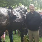 Envivo_Rob_Walsham_Structural_Engineer_War_Horse_Waikato_Memorial_Statue