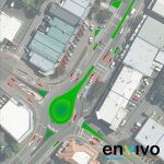 Envivo_engineering_traffic_manoeuvring_intersection_layout